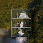 DRONE ON THE WATERFALL – Pack #1